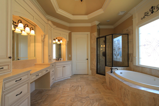 Custom Bathrooms His And Hers Construction