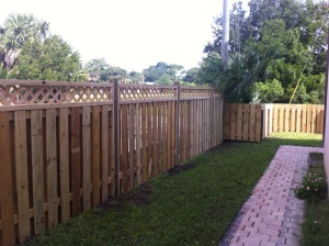 fence 9