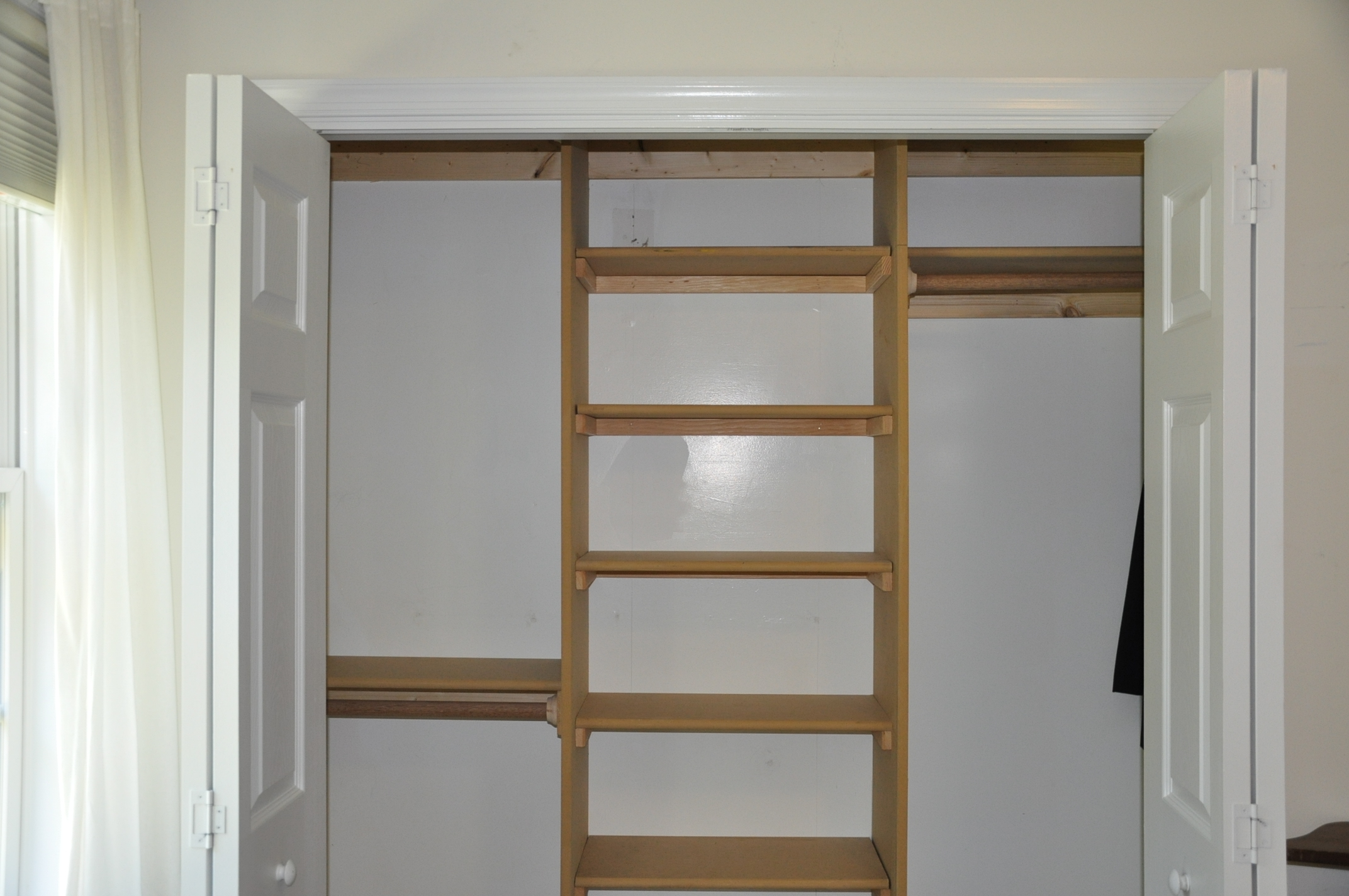 image of custom closet design ideas