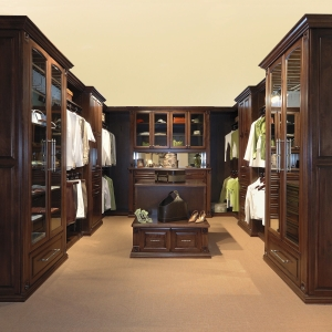 San Francisco Custom Closet